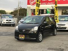 沖縄の中古車 ダイハツ ミライース 車両価格 46万円 リ済込 平成24年 7.5万K ブラック