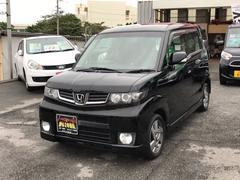 沖縄の中古車 ホンダ ゼストスパーク 車両価格 60万円 リ済込 平成22年 8.7万K Dブラック