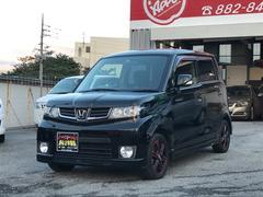沖縄の中古車 ホンダ ゼストスパーク 車両価格 76万円 リ済込 平成24年 7.4万K Dブラック