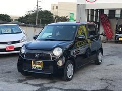沖縄の中古車 ホンダ N−ONE 車両価格 95万円 リ済込 平成25年 2.4万K DブラックM