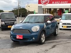 沖縄の中古車 MINI MINI 車両価格 115万円 リ済込 2011年 8.6万K ブルー