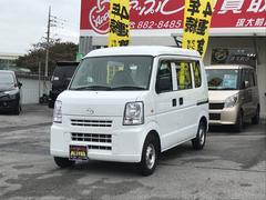 沖縄の中古車 マツダ スクラム 車両価格 56万円 リ済込 平成23年 8.0万K ホワイト