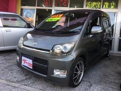 沖縄の中古車 ダイハツ ムーヴ 車両価格 32万円 リ済込 平成20年 10.9万K グレー