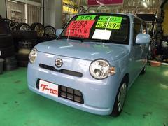 沖縄の中古車 ダイハツ ミラココア 車両価格 59万円 リ済込 平成25年 2.4万K ミストブルーマイカメタリック