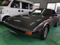 沖縄の中古車 マツダ サバンナRX−7 車両価格 160万円 リ済別 昭和60年 11.3万K グレー
