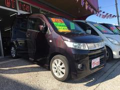 沖縄の中古車 スズキ ワゴンRスティングレー 車両価格 39万円 リ済込 平成21年 6.5万K パープル