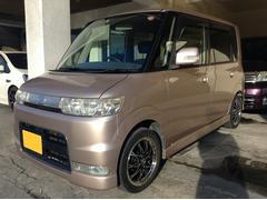 沖縄の中古車 ダイハツ タント 車両価格 29万円 リ済別 平成18年 8.8万K ピンクM