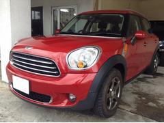 沖縄の中古車 MINI MINI 車両価格 129万円 リ済別 2013年 4.6万K レッド