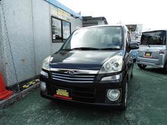 沖縄の中古車 スバル ステラ 車両価格 39万円 リ未 平成18年 11.3万K グレーM