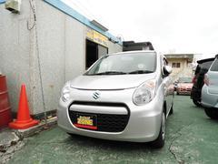 沖縄の中古車 スズキ アルトエコ 車両価格 39万円 リ済込 平成24年 10.8万K シルバーM