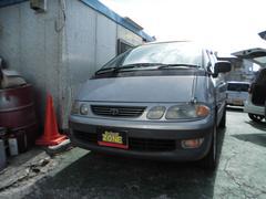 沖縄の中古車 トヨタ エスティマ・エミーナ 車両価格 25万円 リ済込 平成9年 20.9万K シルバー
