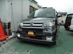 沖縄の中古車 ホンダ ゼスト 車両価格 39万円 リ済込 平成19年 10.2万K グレーM