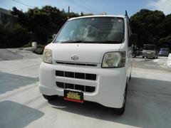 沖縄の中古車 ダイハツ ハイゼットカーゴ 車両価格 39万円 リ済込 平成19年 10.0万K ホワイト