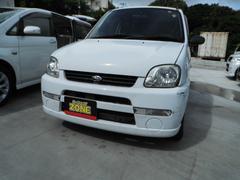 沖縄の中古車 スバル プレオ 車両価格 14万円 リ済込 平成20年 9.4万K ホワイト