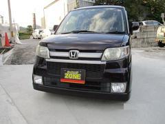 沖縄の中古車 ホンダ ゼスト 車両価格 27万円 リ済込 平成20年 15.4万K パープルM