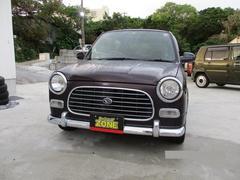 沖縄の中古車 ダイハツ ミラジーノ 車両価格 34万円 リ済込 平成11年 8.8万K パープルM