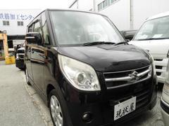 沖縄の中古車 スズキ パレット 車両価格 38万円 リ済込 平成20年 15.5万K パープル