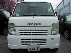 沖縄の中古車 スズキ キャリイトラック 車両価格 32万円 リ済込 平成16年 16.7万K ホワイト