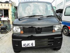 沖縄の中古車 日産 クリッパートラック 車両価格 28万円 リ済込 平成19年 4.5万K ブラックM