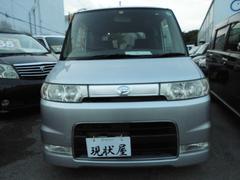 沖縄の中古車 ダイハツ タント 車両価格 34万円 リ済込 平成18年 9.0万K シルバー