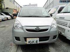 沖縄の中古車 ダイハツ ミラ 車両価格 35万円 リ未 平成25年 9.0万K シルバー