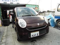 沖縄の中古車 スズキ MRワゴン 車両価格 28万円 リ済込 平成18年 8.9万K ブラウン