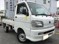 沖縄の中古車 ダイハツ ハイゼットトラック 車両価格 24万円 リ済込 平成15年 9.3万K ホワイト