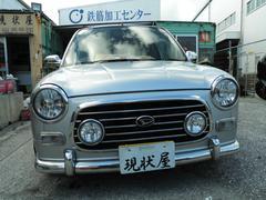 沖縄の中古車 ダイハツ ミラジーノ 車両価格 24万円 リ済込 平成16年 7.7万K シルバー