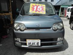沖縄の中古車 ダイハツ ムーヴ 車両価格 14万円 リ済込 平成16年 11.0万K グレー