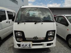 沖縄の中古車 ダイハツ ハイゼットトラック 車両価格 28万円 リ済込 平成9年 13.0万K ホワイト