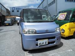 沖縄の中古車 ダイハツ タント 車両価格 18万円 リ済込 平成16年 9.6万K ライトパープル