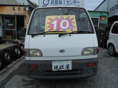 沖縄の中古車 スバル サンバートラック 車両価格 9万円 リ済込 平成6年 9.2万K ホワイト