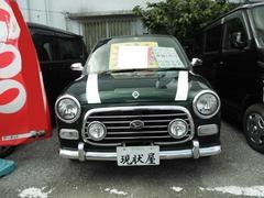 沖縄の中古車 ダイハツ ミラジーノ 車両価格 28万円 リ済込 平成14年 13.5万K グリーン