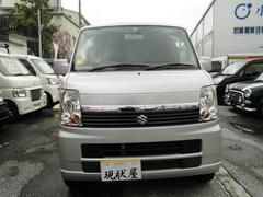 沖縄の中古車 スズキ エブリイワゴン 車両価格 38万円 リ済込 平成20年 13.0万K シルバー