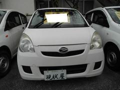 沖縄の中古車 ダイハツ ミラ 車両価格 28万円 リ済込 平成20年 7.2万K ホワイト