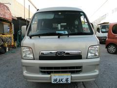 沖縄の中古車 スバル ディアスワゴン 車両価格 38万円 リ済込 平成17年 10.0万K ゴールド