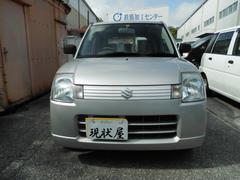 沖縄の中古車 スズキ アルト 車両価格 14万円 リ済込 平成17年 6.5万K シルバー