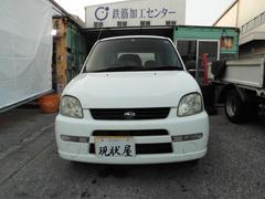 沖縄の中古車 スバル プレオ 車両価格 17万円 リ済込 平成16年 12.0万K ホワイト