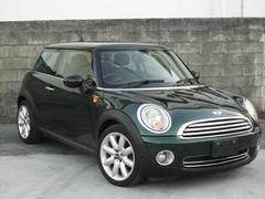 沖縄の中古車 MINI MINI 車両価格 76万円 リ済込 2008年 4.3万K グリーン