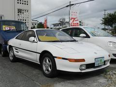 沖縄の中古車 トヨタ MR2 車両価格 27万円 リ済込 平成2年 15.8万K ホワイト