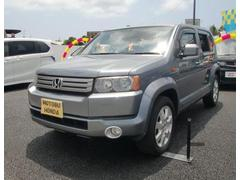 沖縄の中古車 ホンダ クロスロード 車両価格 119.9万円 リ済込 平成20年 8.0万K ライトグレー