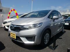 沖縄の中古車 ホンダ フィット 車両価格 116.8万円 リ済込 平成28年 1.2万K シルバーM