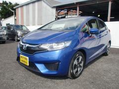 沖縄の中古車 ホンダ フィットハイブリッド 車両価格 169.8万円 リ済込 平成29年 0.9万K ブルーM