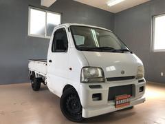 沖縄の中古車 スズキ キャリイトラック 車両価格 32万円 リ済込 平成11年 3.4万K ホワイト
