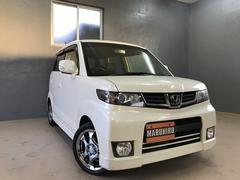 沖縄の中古車 ホンダ ゼストスパーク 車両価格 44万円 リ済込 平成21年 9.5万K ホワイト