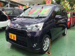 沖縄の中古車 ダイハツ ムーヴ 車両価格 69万円 リ済別 平成24年 6.3万K パープル