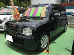 沖縄の中古車 スズキ アルトラパン 車両価格 79万円 リ済別 平成24年 4.1万K ブラック