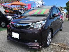 沖縄の中古車 スバル トレジア 車両価格 79万円 リ済別 平成23年 4.0万K ワイン