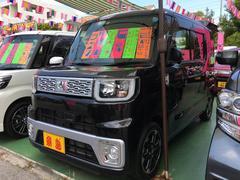 沖縄の中古車 ダイハツ ウェイク 車両価格 138万円 リ済別 平成26年 3.7万K ブラックマイカメタリック