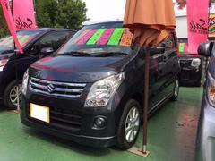 沖縄の中古車 スズキ ワゴンR 車両価格 69万円 リ済別 平成22年 5.7万K ルナグレーパールメタリック